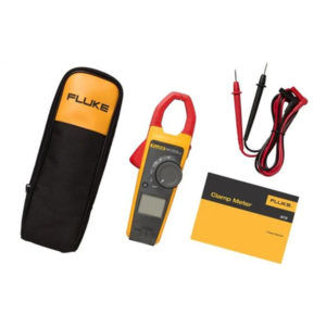 Pinza amperimétrica de CA de verdadero valor eficaz Fluke 373