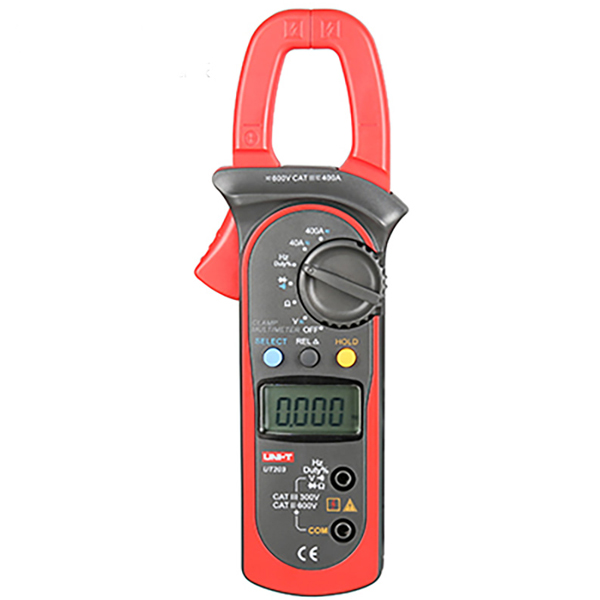 Pinza Amperimétrica Unit UT203