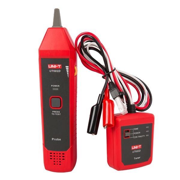 Rastreador de cables UT682D