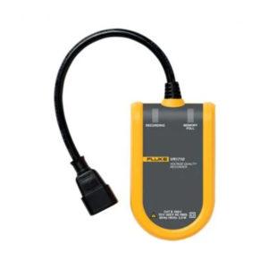 Registrador de voltaje y calidad eléctrica monofásico Fluke VR1710