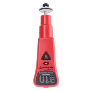 Tacómetro de contacto y sin contacto Amprobe TACH10