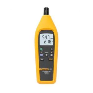 Medidor de humedad y temperatura Fluke 971
