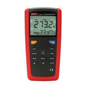 Termómetro De Contacto Unit UT322