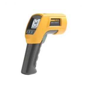 Termómetro infrarrojo de alta temperatura 572-2