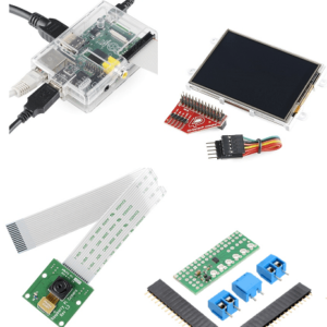 Kits y Accesorios Raspberry