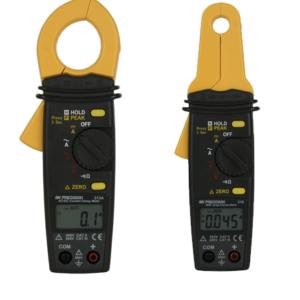 Multimetros y Pinzas V/A BK