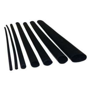 Termoencogible Negro De 1.5mm