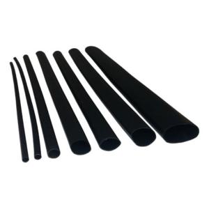 Termoencogible Negro De 1.5mm